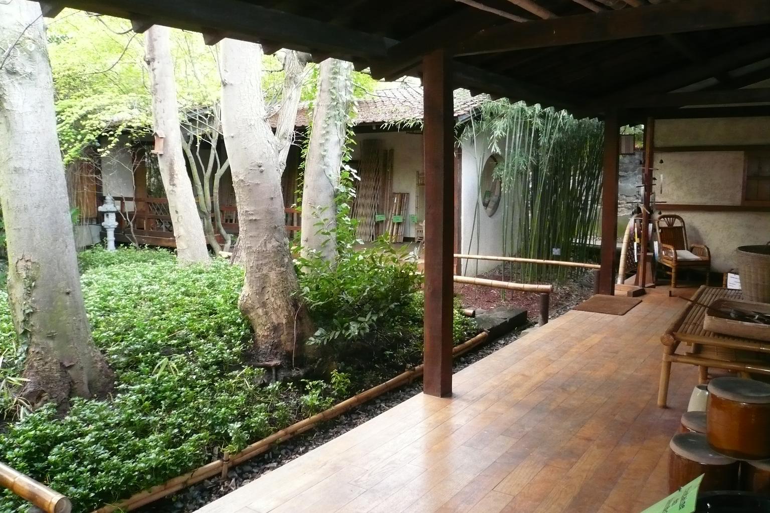 Bambous conception et am nagement de jardins jardins for Conception jardin
