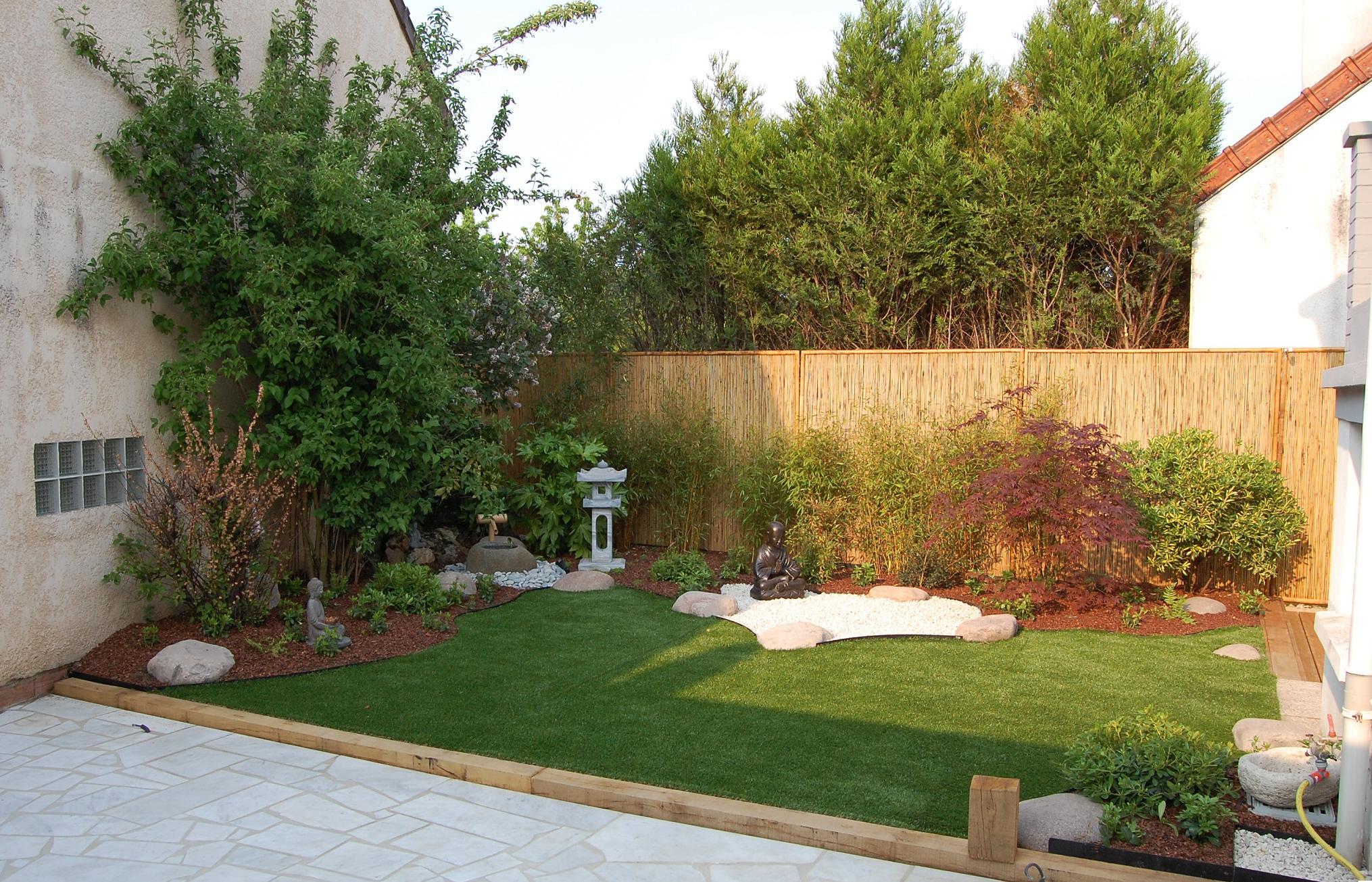 Bambous conception et am nagement de jardins jardins japonais jardins zen asiatiques for Ecran de jardin synthetique